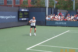 US Open - Andre Agassi